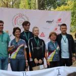 Преподаватель ЧНУ завоевал бронзу на всеукраинских соревнованиях по спортивному ориентированию