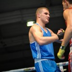Буковинский боксер Степан Грекул выиграл чемпионат Украины U-22