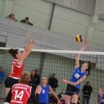 Две черновицкие команды стали призерами межобластного турнира по волейболу