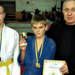 Ученик Старожадівського НПК стал чемпионом Украины по дзюдо