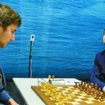 И снова за шахматную корону борются два…