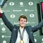 Карлсен, который живет на шахматном «крыши»