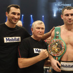 WBC наградил украинца Виталия Кличко титулом Вечного чемпиона мира