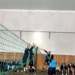 В городе Герца прошел открытый кубок района по волейболу