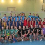 Волейболистки из Черновцов боролись за Кубок Карпат