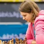 Анна Музычук – чемпионка мира по блицу