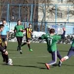 ФК Буковина проиграла Ниве в контрольном матче в Черновцах