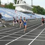 Буковинские спортсмены одержали победу по легкой атлетике