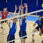 В Черновцах начались игры по волейболу среди учащихся профтехнических заведений