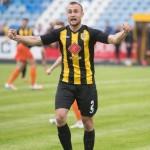 Игорь Носарєв — игрок клуба Горняк-Спорт (Горишные Плавни)