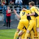 Черновицкая Буковина » потерпела поражение в игре с Ворсклой