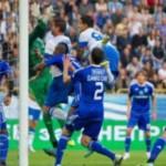 Днепр оштрафовали на 70 тысяч гривен после матча с Динамо