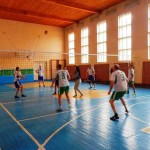 На Буковине прошли соревнования по волейболу среди государственных служащих
