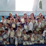Дзюдоисты из Сторожинца получили призовые места на всеукраинском турнире