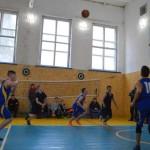 В Черновицкой области прошли соревнования по баскетболу среди учащихся