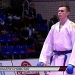 Буковинский каратист получил в Роттердаме медаль для Венгрии