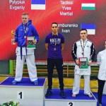 Юный черновчанин выиграл в Будапеште взрослые соревнования