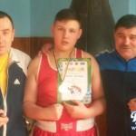 Буковинские боксеры одержали победу во Львове