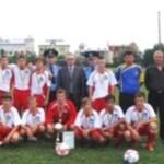 Буковинские игроки получили серебро на Футбольных звездах