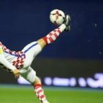 Хорватия обыграла Украину в матче к ЧМ-2018