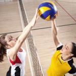 В Черновцах состоялись соревнования областной спартакиады среди девушек-школьников по волейболу