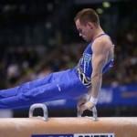 Украинец одержал блестящую победу на этапе Кубка мира по гимнастике