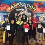 Буковинцы завоевали победу на Чемпионате Украины по панкратиону