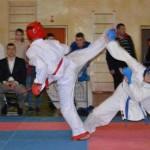 В Черновцах состоялся украино-испанский финал на клубных соревнованиях по каратэ