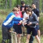 Юношеские игры по спортивному ориентированию выиграли представители Черновцов