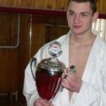 Дожук выиграл этап Золотой лиги по каратэ