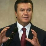 Янукович хочет побороться за чемпионат мира по футболу