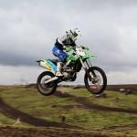 На Буковине лучшему спортсмену вручили мотоцикл для мотокросса