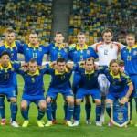 Сборная Украины выиграла товарищеский матч у Молдовы