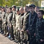 Спартакиаду допризывной молодежи провели в Черновицкой области
