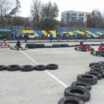 Буковинцы приняли участие в соревнованиях по картингу в Каменце-Подольском
