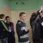 В Черновцах соревновались кикбоксеры из Черновцов и Ивано-Франковска