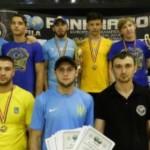 Буковинцы завоевали награды на Евро-2014 по панкратиону в Румынии