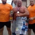 Черновицкий богатырь завоевал второе место на Кубке Центральной Европы
