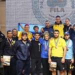 На чемпионате мира по панкратиону буковинцы завоевали 4 золотые и 1 серебряную награды