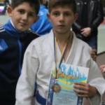Буковинский дзюдоист завоевал бронзу на первенстве страны