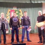 Среди буковинских осужденных состоялся турнир по армреслингу