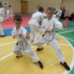 Черновицких каратистов отбирали на чемпионат области