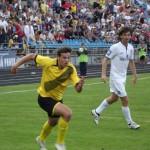 Матч Буковина — Черноморец закончился со счетом 0:4