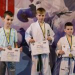 Буковинцы завоевали 14 наград на Чемпионате по таэквон — до