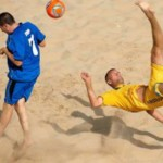 Сборная Украины по пляжному футболу разгромила Францию в отборе на ЧМ-2015