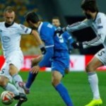 Лига Европы: Украинский Днепр проиграл азербайджанскому Карабаху