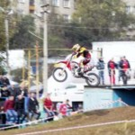 80 гонщиков в Черновцах боролись за золото на чемпионате по мотокроссу