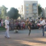 Открытый турнир по уличным видам спорта состоялся в Вижнице