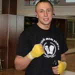 Черновицкий боксер одержал первую победу на Чемпионате Украины
