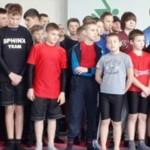 Черновчане завоевали 11 медалей на всеукраинском турнире по греплінгу